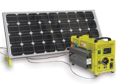 """Автономный источник энергии (солнечный генератор) """"AGM"""""""