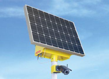 """Система видеонаблюдения """"VGM"""" на солнечных электростанциях"""