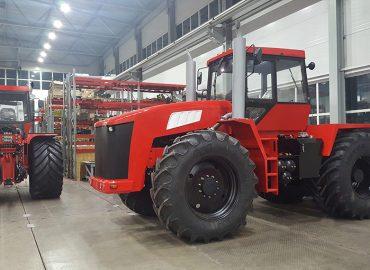 Колесный трактор<br><p class='product-name'>«Т-360» класса 5 ТС</p>
