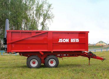 Полуприцеп тракторный самосвальный<br><p class='product-name'>«ISON-8515»</p>