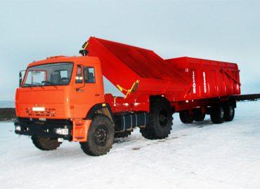 Тракторно-технологическое средство<br><p class='product-name'>«AUTOTRAC U-260»</p>
