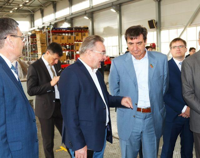Компанию «Агромастер» посетили члены координационного совета