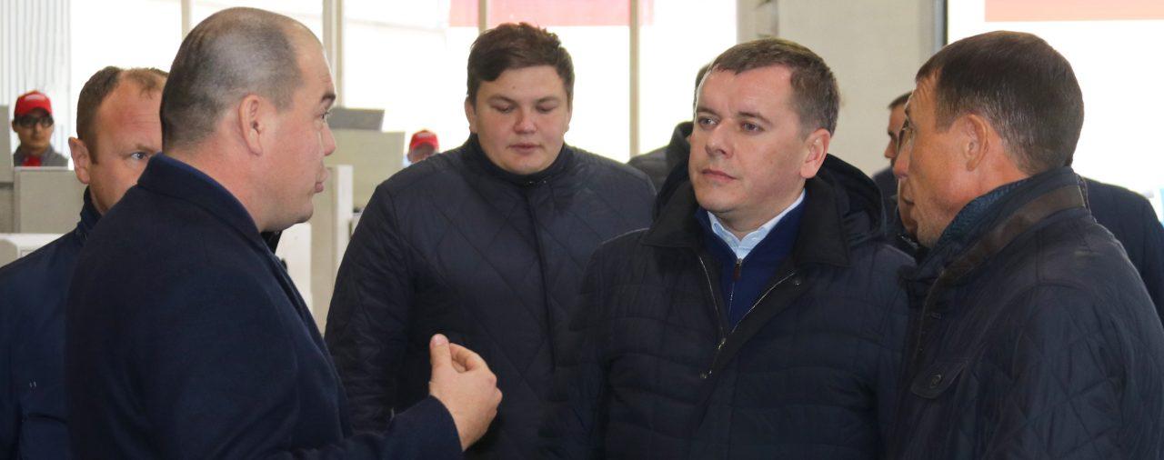 Визит  заместителя премьер-министра – министра сельского хозяйства и продовольствия Республики Татарстан