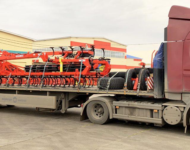 Три агрегата отправлены в Волгоградскую область