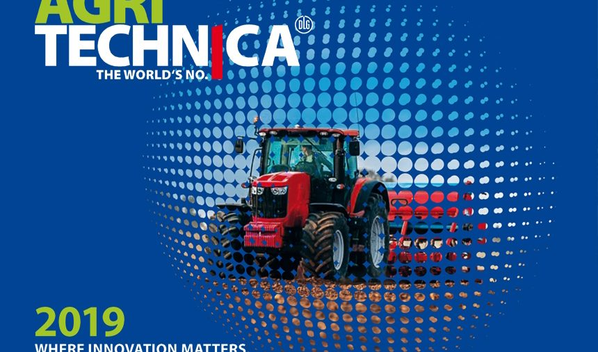 AGRITECHNICA - 2019