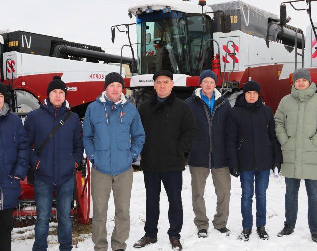 Визит делегации из Оренбургской области