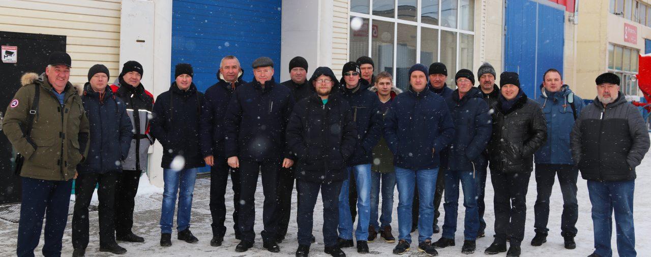 У нас в гостях – фермеры из Кировской области