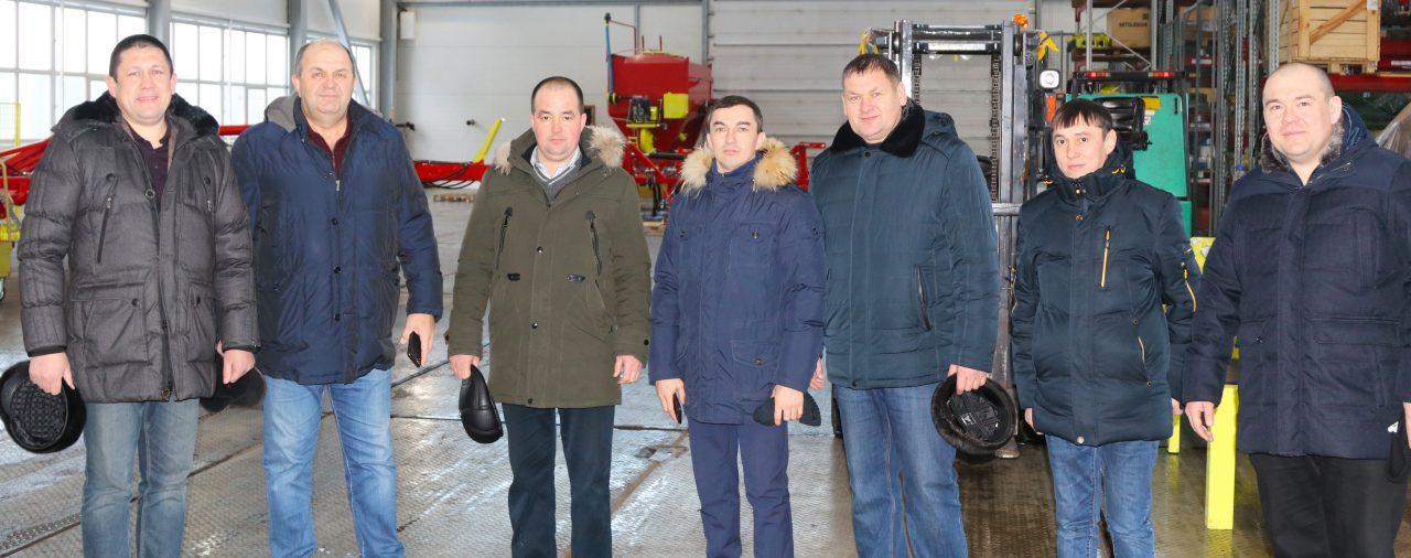 Визит делегации из Республики Башкортостан
