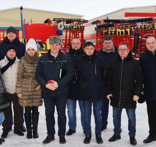 Компания принимала  дилеров из Ульяновской области