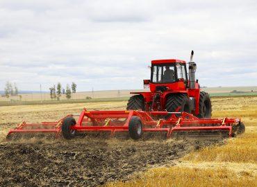 Отгрузка почвообрабатывающей техники